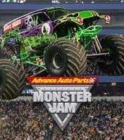 chicago monster jam family 4 pack tickets giveaway u2014 tiaras