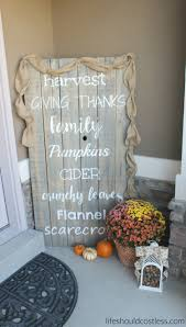 Popular Home Design Magazines Diy Sign For Fall House By Hoff My Winter Decor A Vignette Idolza