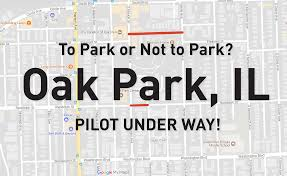 Oak Park Illinois Map by To Park Or Not To Park