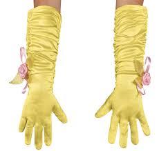 Halloween Costumes Belle Disney Belle Gloves Accessories U0026 Makeup