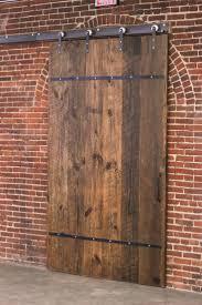 Industrial Barn Door by Best 20 Industrial Door Ideas On Pinterest Industrial Interior
