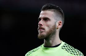 mun hairstyle david de gea refuses to confirm his long term future to man united