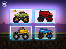 monster trucks races cartoon cars monster truck racing android apps on google play