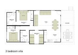bedroom plan wohndesign ansprechend 3 bedroom floor plan block of flats