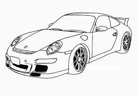 voiture sport tuning 159 transport u2013 coloriages à imprimer