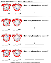 elapsed time worksheets elapsed time 2 lesson plans