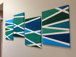 cool diy canvas art ideas home decor ideas