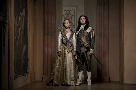 the musketeers queen anne and king louis the musketeers series