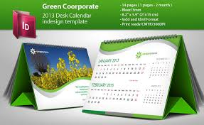 Desk Calendar Design Ideas 2013 Desk Calendar Indesign Template By G Crew On Deviantart