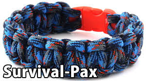 survival bracelet with buckle images How to single color cobra weave paracord bracelet with buckle jpg