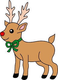 rudolph the red nosed reindeer clipart free download clip art