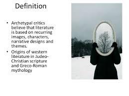 archetypal themes list archetypal essays term paper help
