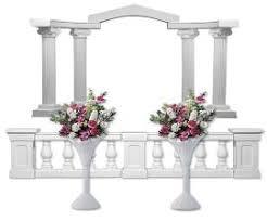 wedding rentals seattle wedding column rentals seattle tacoma