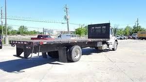 freightliner used trucks freightliner flatbed trucks in louisiana for sale used trucks