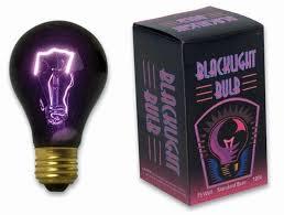 best black light bulbs vintage black light poster skull 1976 funky enterprises framed