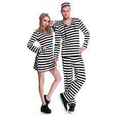 Prisoner Halloween Makeup by Online Get Cheap Prisoner Dress Aliexpress Com Alibaba Group
