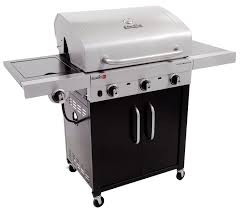 Backyard Grill 3 Burner Charbroil Performance 3 Burner Propane Gas Grill With Cabinet