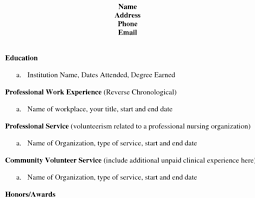 no experience resume exles resume sle college student no experience best of no