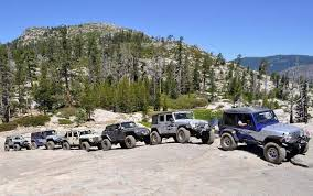 jeep rubicon trail jeepers jamboree verifying dreams on the rubicon trail