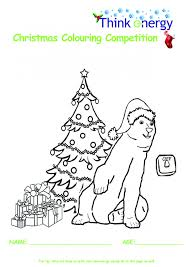 sdcc christmas colouring competition energy efficiency agency