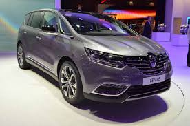 espace renault paris 2014 renault espace crosses over the truth about cars