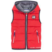 ikks siege social sleeveless padded jacket ikks for boys melijoe com