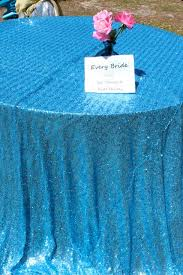 sequin table runner wholesale factory directly wholesale 15pcs wedding decorative turquoise silver