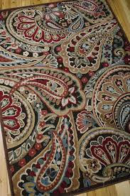 Paisley Area Rug Paisley Area Rugs Rug Walmart Green Brown Residenciarusc