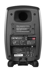 8020c studio monitor genelec com