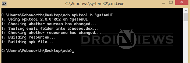 decompile systemui apk tutorial how to decompile and recomplie apk files