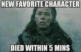 White Walker Meme - game of thrones meme the writer ly world of andrea cefalo