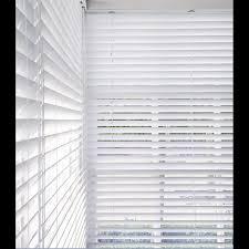 white wooden venetian blinds st albans