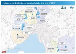 Councils Of Melbourne Map 17 Suburbs Planned For Melbourne Sbs Your Language