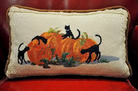 halloween pillow wonkyworld happy halloween from mom