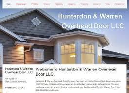 Warren Overhead Door Hunterdon Warren Overhead Door Llc In Glen Gardner Nj 495 W