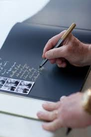guest book with black pages 27 best photo booth guest book yes images on