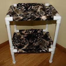 Pvc Pipe Dog Bed Animal Print Pet Bed 31 Diy Pet Beds For Your Furry Friends U2026