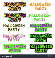 halloween party printable blank invitation with vampire clipart