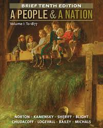 a people and a nation volume i to 1877 brief edition 10th