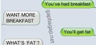Dog Text Meme - text messages gap ba gap