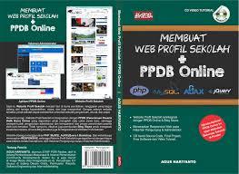 membuat web html membuat web profil sekolah ppdb online