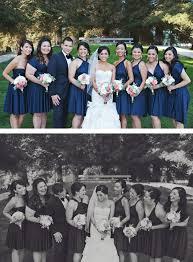 marine bridesmaid dresses navy blue bridesmaids dresses weddingbee