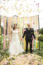 wedding backdrop cost 118 best ribbon in your wedding images on marriage