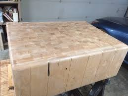 old butcher block i resurfaced how would you finish this old butcher block i resurfaced how would you finish this
