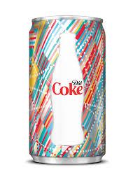 diet coke bottles cans splashed in new colors designs the biz