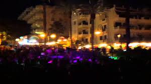 outside party ibiza outside party on the figueretas beach youtube