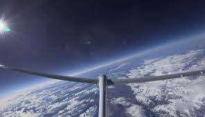 Record by Airbus Perlan Mission Ii Soars Into History Sets New World Record