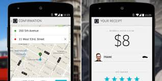 uber for android should you tip when you take an uber bi