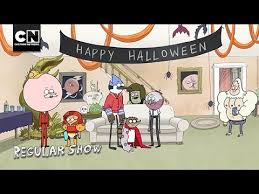 regular show in space network