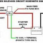ford solenoid wiring diagram with regard to ford starter solenoid